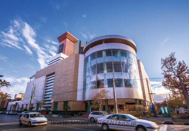 برج تجاری - اداری سلمان