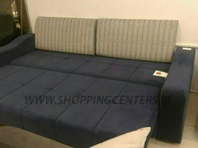 مبل تختخواب شو مدل باروک
