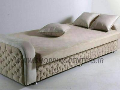 مبل تختخواب شو مدل آلدورا