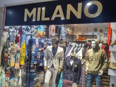 355 پوشاک مردانه میلانو