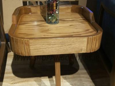 میز عسلی مدل پله ای