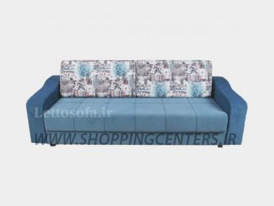 مبل تختخواب شو کاناپه ای باروک