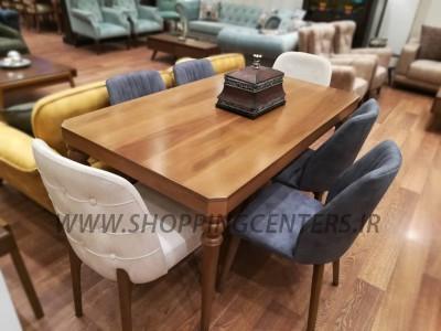 میز ناهار خوری Bugatti kharati