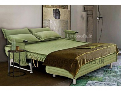 مبل تختخواب شو مدل ساپتا دونفره