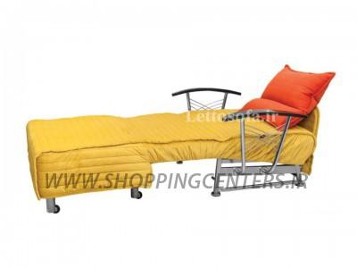 مبل تختخواب شو مدل ساپتا یکنفره