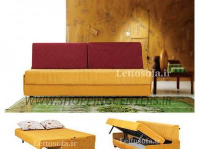 مبل تختخواب شو مدل سودا یکنفره