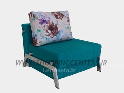 مبل تختخواب شو مدل دیانا  یکنفره
