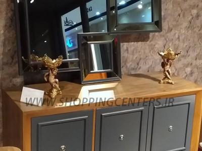 آینه کنسول مدل الیت ابعاد 160