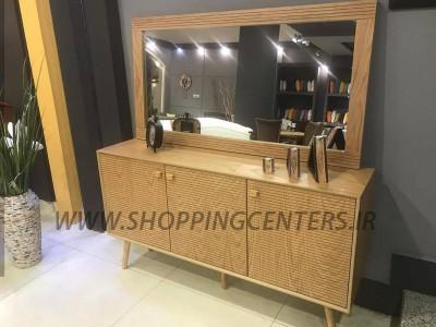 آینه کنسول سرویس کامل ژاکلین