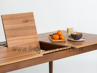 میز ناهار خوری میز ناهارخوری قابل تبدیل نوا