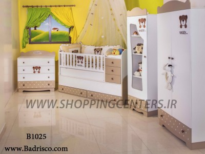 سرویس خواب نوزاد مدل B1025
