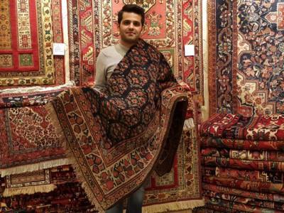 فرش دستباف کد 03