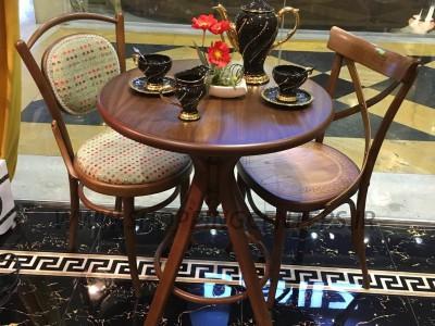 میز ناهار خوری میز کد_ T216     ابعاد صفحه    cm80