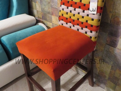 صندلی کانتر در دو سایز
