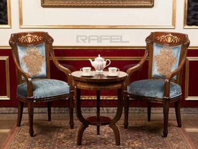 مبل کلاسیک ست چای خوری  پراگا