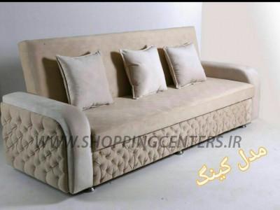 مبل تختخواب شو مدل سیلور