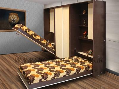 تخت تاشو دلفین