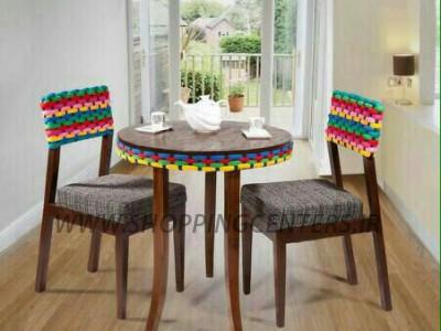 میز چای خوری ۲نفره بافت بسیار شیک با رنگ دلخواه شما