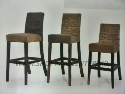 صندلی کانتر(اُپن)بافت و کنفی در سایزH و رنگ های مختلف