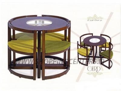 میز ناهار خوری طرحهای مختلف