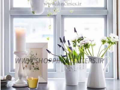 لوازم منزل _ انواع گلدان  ایکیا