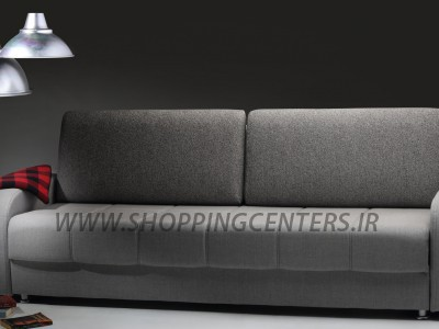مبل تختخواب شو ، کاناپه تخت خواب شو ساندرا