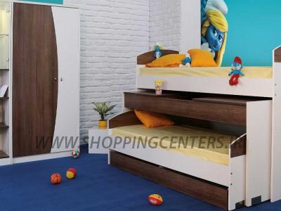 تخت چندمنظوره تخت دو طبقه و چند منظوره پردیس