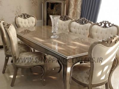 میز ناهار خوری مبل کلاسیک فلورانس