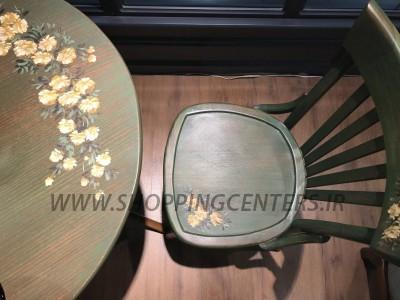 میز چای خوری پتینه ای 1002