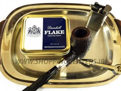 پیپ و فندک - پیپ Dunhill flake