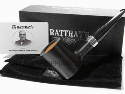 پیپ و فندک پیپ Charles rattrays