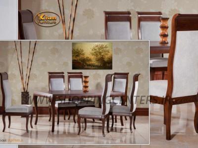 میز ناهار خوری مدل کارمیلا