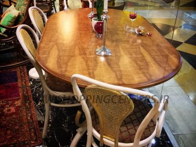 میز ناهار خوری صندلی کد- C110 و C102       و      میز6نفره کد-T207