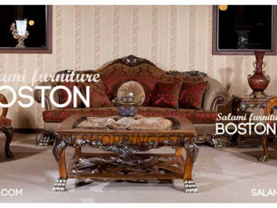 مبل کلاسیک بوستون