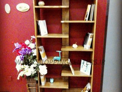 کتابخانه چوبی یاس