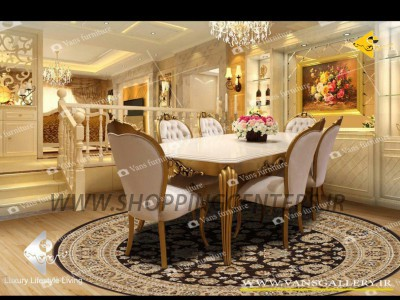 میز ناهار خوری ملورین