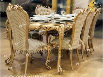 میز ناهار خوری سورن