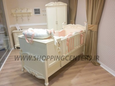 سرویس خواب نوزاد نوجوان مدل النا